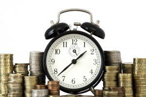 稼ぎやすい時間帯を狙う